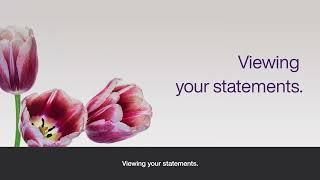Viewing your statements in the TELUS Health Provider portal