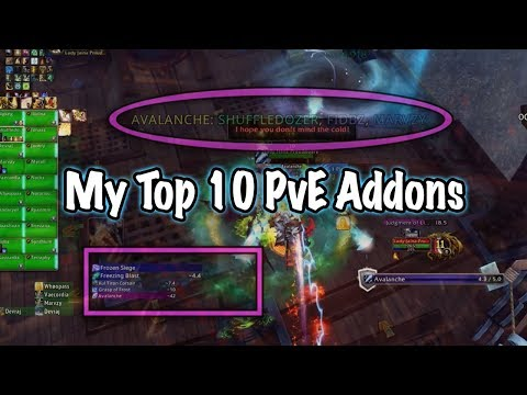 Download All Of My Wow Addons A Complete Guide To My Addons For Bfa