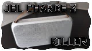 JBL Charge 4 Killer? - MEDION E65555 Review | 4K