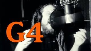 Dragonforce - Holding On (Vocal cover teaser) Высокие ноты. 2 октава. Микст.