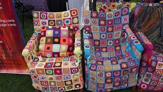 Ярмарка рукоделия в Мельбурне/ Flemington craft market