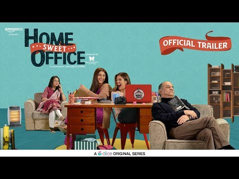 Dice Media   Home Sweet Office (HSO)   Web Series   Official Trailer   Releasing on 27th Feb 2019