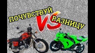 Чем советский мотоцикл лучше японского||ИЖ, УРАЛ, ЯВА, МИНСК, ВОСХОД, ДНЕПР