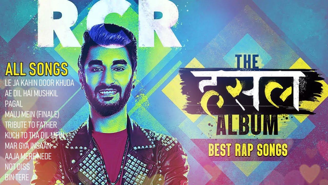 RCR All Rap Hustle Song | Hustle Mtv-2020