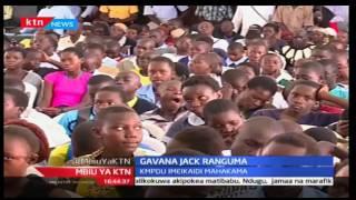 Mbiu ya KTN: Gavana Jack Ranguma ashtumu msimamo wa KMPDU