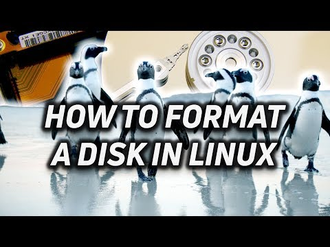 How to Partition and Format a Disk in Linux