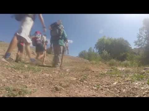 CAMPAMENTO VERANO 2015 Grupo Scouts Castores Burgos VIZCAINOS (Rutas, Pioneros)