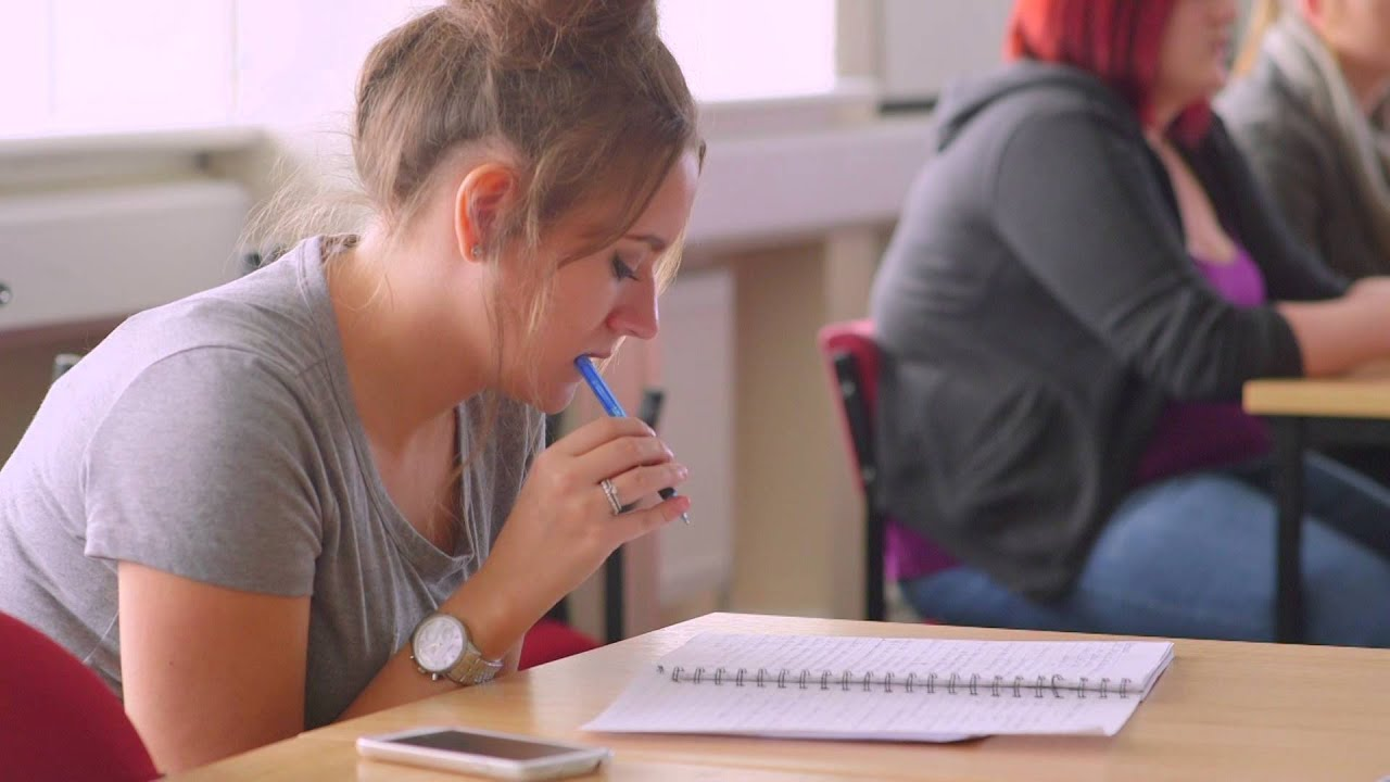 What it's like to study Creative and Professional Writing at the University of Derby