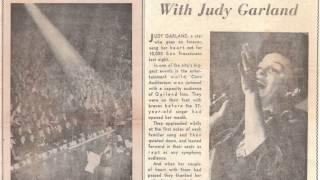 Our love affair - Judy Garland