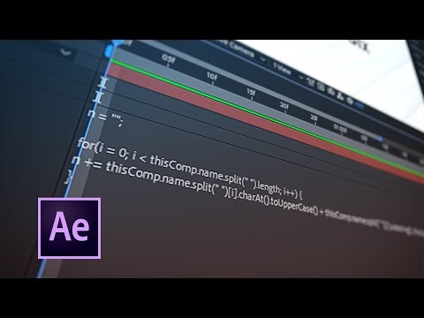 Tip 043 - toUpperCase & toLowerCase Method in After Effects