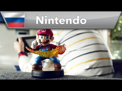Видео № 0 из игры Amiibo Капитан Фэлкон (Б/У) (Super Smash Bros)