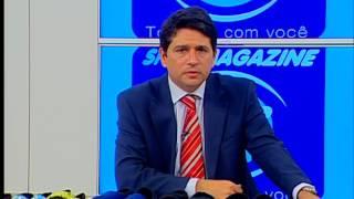 Show Magazine TV – Entrevista – Roberto Fontes Pereira – CEO USAFIX