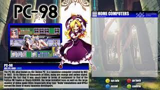 pc-9801 emulator - मुफ्त ऑनलाइन वीडियो
