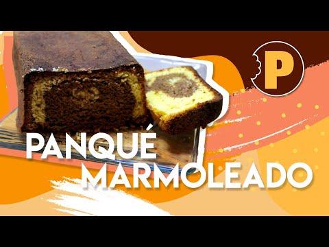 Vídeo Panqué Marmoleado
