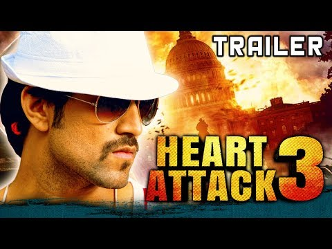 Heart Attack 3 (Lucky) 2018 Official Hindi Dubbed Trailer | Yash, Ramya, Sharan