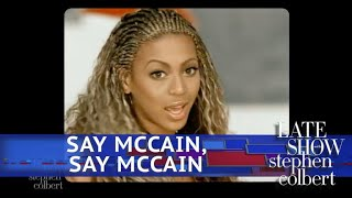 Destiny's Child Reminds Trump to 'Say McCain' - Video Youtube