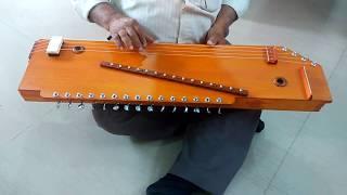 Tuning Swarmandal Tanpura
