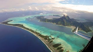 Bora Bora Is AMAZING!! - Pilot VLOG 084
