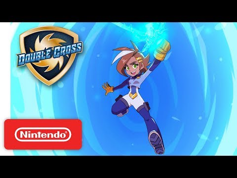 Double Cross - Launch Trailer - Nintendo Switch thumbnail