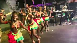 Nelson Bomba LIVE No Concerto De Tabanka Djaz Em Bissau(1)
