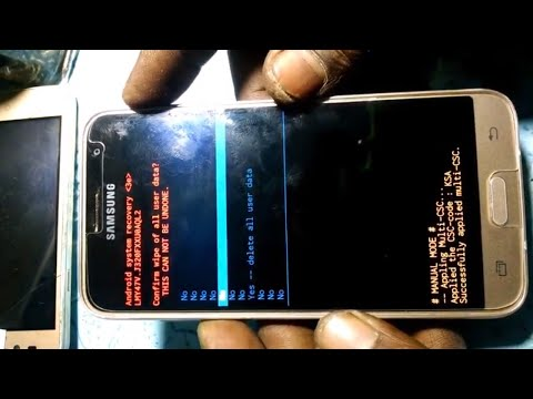 Galaxy J3 Orbit Bootloader