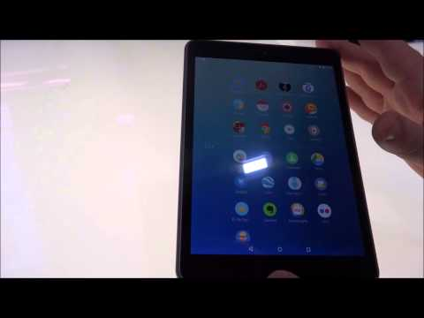 Nokia N1 Tablet Android, video anteprima dal MWC 2015