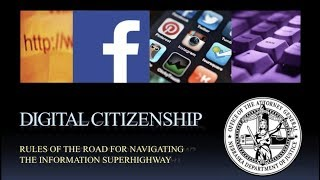 Digital Citizenship (SCIP TALK)