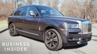 What It's Like Inside Rolls-Royce's $410,000 Luxury SUV | Real Reviews
