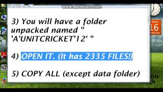 "HOW to INSTALL EA Cricket 12 in PC - ""Step By Step And Best Way To INSTALL this Game """