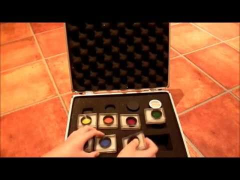 Celestron eyepiece and filter kit review