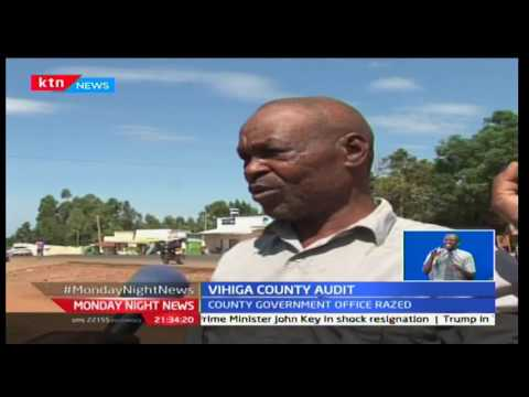 Monday Night News: 47days of Accountability reveals Vihiga County's massive financial irregularities