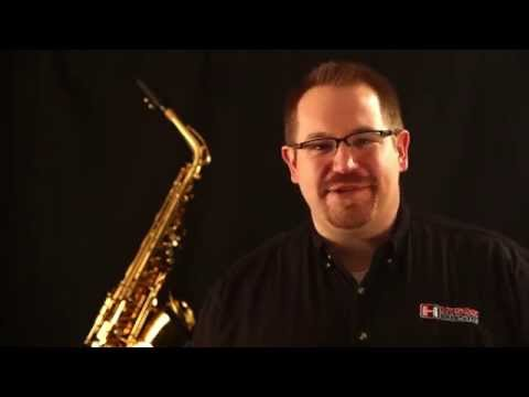 Selmer AS-500 Alto Saxophone vs. LJ Hutchen Mark II Alto Saxophone Comparison and Review