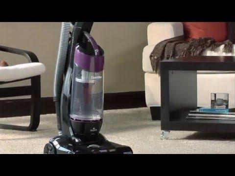 Cleanviewr Onepass Bagless Vacuum 9595a Bissellr Vacuum
