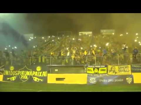 """""""E.c Pelotas x Lajeadense - Recepção e festa"""" Barra: Unidos por uma Paixão • Club: Pelotas"""