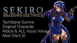 Sekiro Tachibana Sumire Mod update