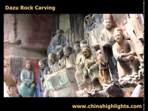 dazu rock carving