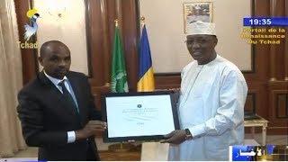 Journal Télé-Tchad du 5 juin