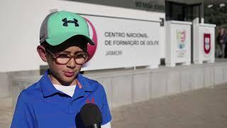 Ação de sensibilização - Centro Desportivo do Jamor