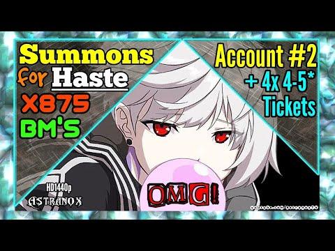 Epic Seven: Update 4/17 /Haste&Ken Banners/Haste Side Story/Baiken