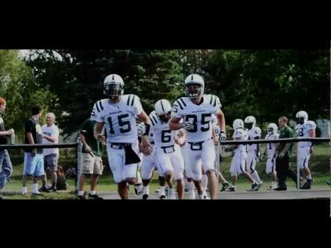 Ripon College at Wisconsin Lutheran College - Football Highlights