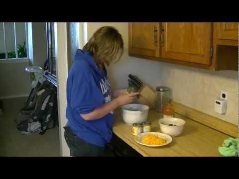 Homemade Lasagna (including noodles)