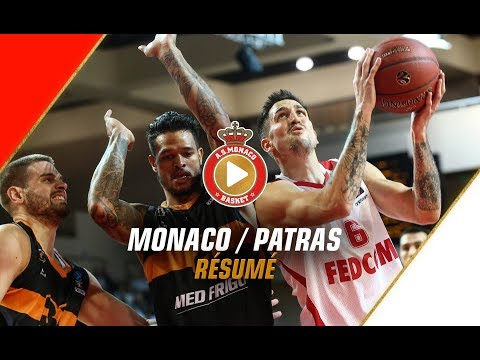 [MINI-MOVIE] Monaco - Patras | EUROCUP