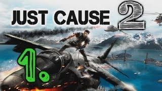 ► CZ Let's Play | Just Cause 2 | #1 | [HD] [PC]