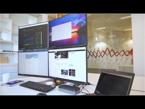 USB-C™ Universal QUAD HD (QVHD) Docking Station