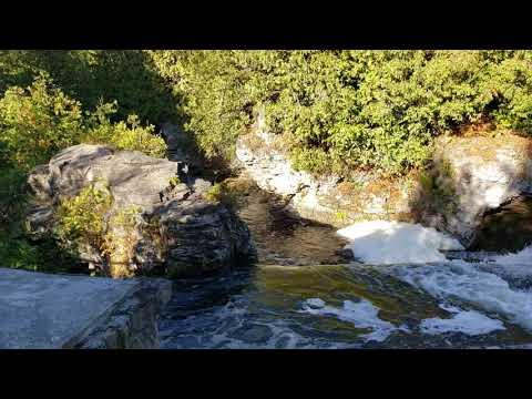 Mill Ruins Falls, Rockwood Conservation Area, Ontario
