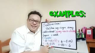 Operations on Integers Part 2: Subtraction,  Multiplication,  Division