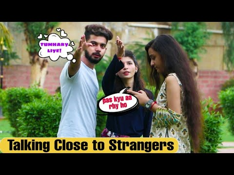 Talking Very Close to People | Prank in Pakistan