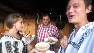 Unseen TRANSYLVANIA VILLAGE FOOD + Best LAMB Stew in Romania!!