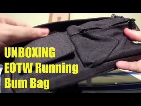 Unboxing EOTW Running Bum Bag