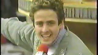 Joey McIntyre *NYC Girl* Macy's Thanksgiving Day Parade